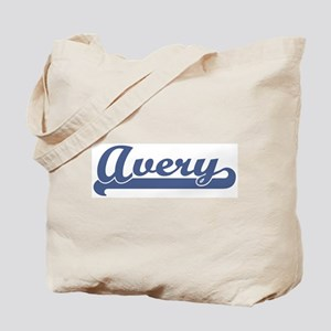Avery (sport-blue) Tote Bag