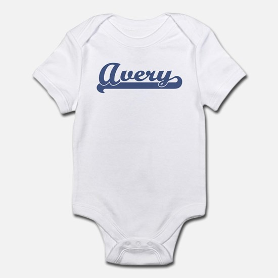 Avery (sport-blue) Infant Bodysuit