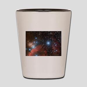 Nebula Shot Glass