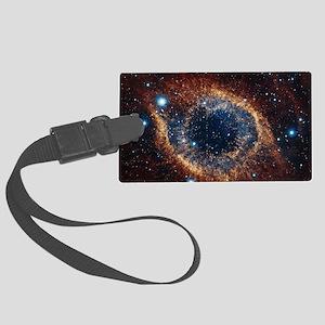 Nebula Large Luggage Tag