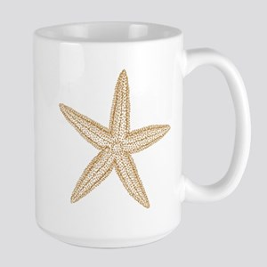 Sand Starfish Large Mug