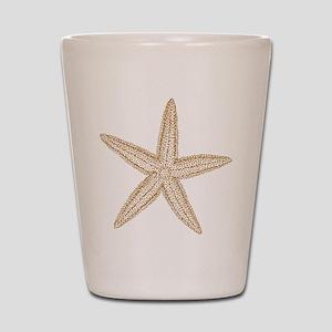 Sand Starfish Shot Glass