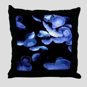 Dangerous Beauties Throw Pillow