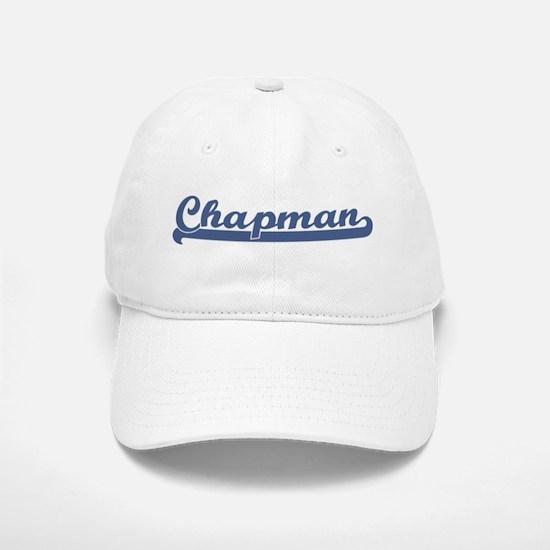 Chapman (sport-blue) Baseball Baseball Cap