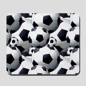 Soccer Fan Mousepad