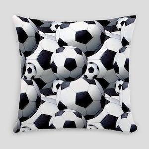 Soccer Fan Everyday Pillow