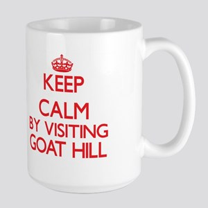 Keep calm by visiting Goat Hill Massachusetts Mugs
