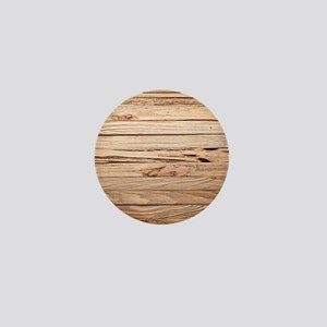 western country barn wood Mini Button
