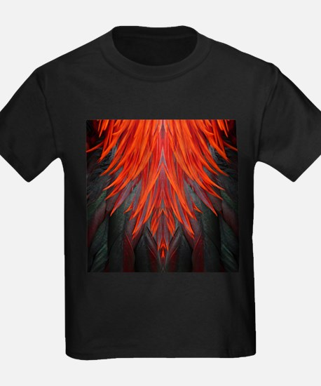Abstract Feathers T