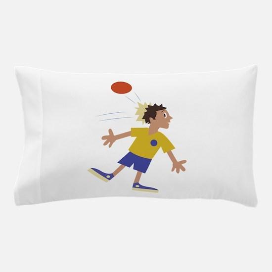 Dodgeball Kid Pillow Case