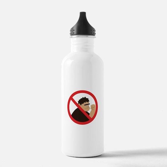 No Bullies! Water Bottle