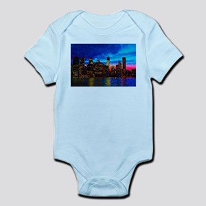 REFLECTIONS OF THE CITY Body Suit