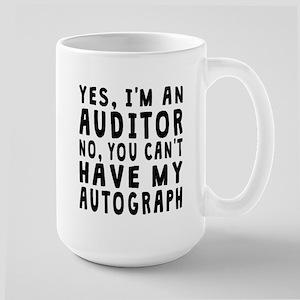 Auditor Autograph Mugs
