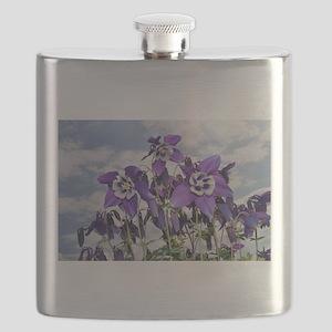 Columbine Flask
