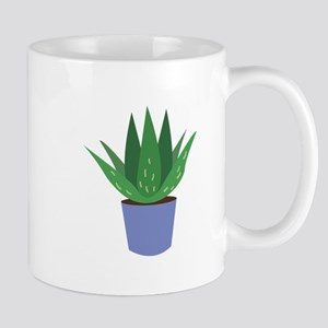 Aloe Plant Mugs