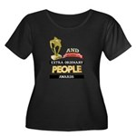 EPAward Plus Size T-Shirt