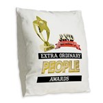 EPAward Burlap Throw Pillow