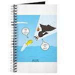 Fish vs Bird Journal