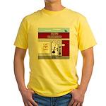 Hiring All Shifts Yellow T-Shirt