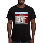 Hiring All Shifts Men's Fitted T-Shirt (dark)