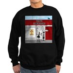 Hiring All Shifts Sweatshirt (dark)