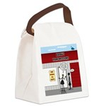 Hiring All Shifts Canvas Lunch Bag
