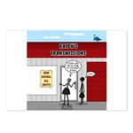 Hiring All Shifts Postcards (Package of 8)