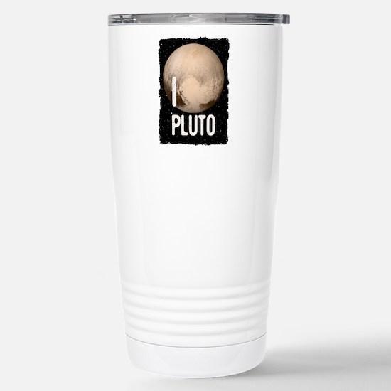 I Cardiac Pluto Stainless Steel Travel Mug