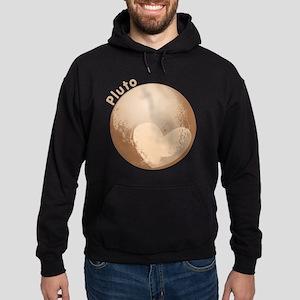 Cute Pluto Heart Hoodie