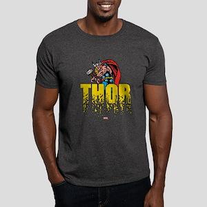 Thor Pixel Dark T-Shirt