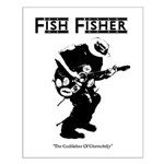 Fish Fisher Posters