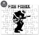 Fish Fisher Puzzle