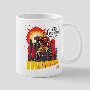 Iron Man Pixel Extreme Mug