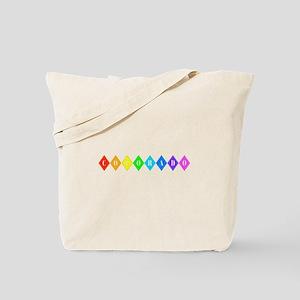 colorado rainbow diamonds Tote Bag