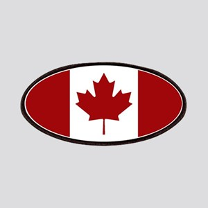 Canada: Canadian Flag (Red & White) Patch