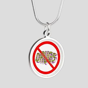 No Drugs Necklaces