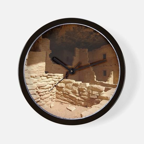Cute Ancient sites Wall Clock