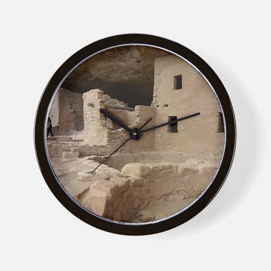 Unique Ancient sites Wall Clock