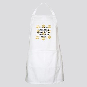 If My Portie Is Home Apron