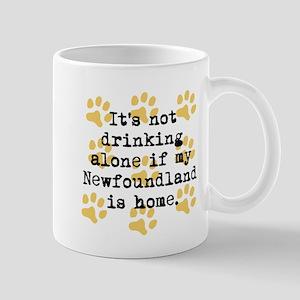 If My Newfoundland Is Home Mugs