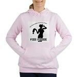 Ghettobilly Girl Women's Hooded Sweatshirt