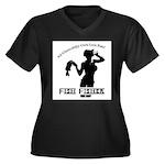 Ghettobilly Girl Plus Size T-Shirt