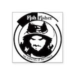 Fish Face Sticker