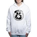 Fish Face Women's Hooded Sweatshirt