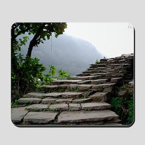 Steps Mousepad