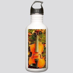 romantic fall leaves v Stainless Water Bottle 1.0L