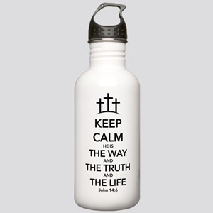 Way Truth Life Stainless Water Bottle 1.0L