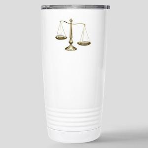 Mac vs Miller Stainless Steel Travel Mug