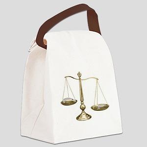 Mac vs Miller Canvas Lunch Bag