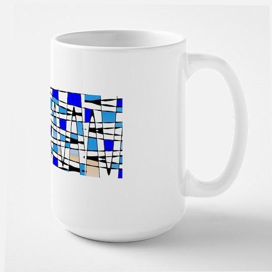 Wild Blue Cool Southern Charm Simon's Fave Mugs